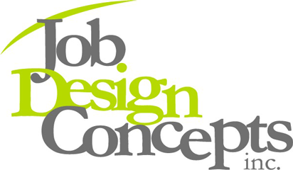 Job Design Concepts Inc. Retina Logo